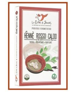 HENNE' ROSSO CALDO BIO