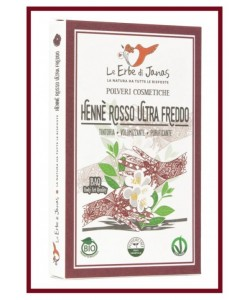 HENNE' ROSSO ULTRA FREDDO BIO