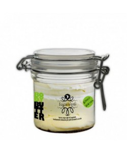 BODY BUTTER foglie verdi