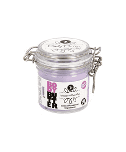 BODY BUTTER fiori viola