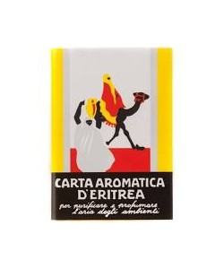 CARTA AROMATICA D'ERITREA -...
