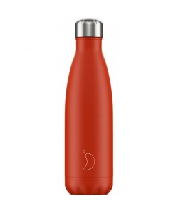 CHILLY'S BOTTLE NEON RED...