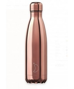 CHILLY'S BOTTLE CHROME ROSE...