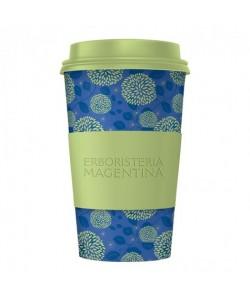 MANDALA CUP verde blu - ECO...