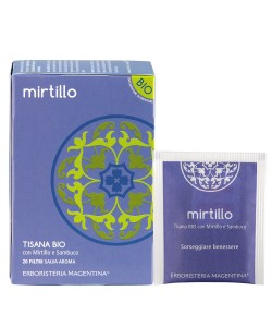 TISANA BIO MIRTILLO 20...